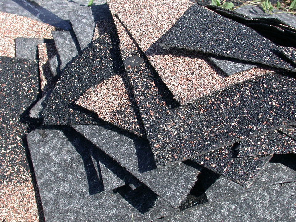 Asphalt Shingle Recycling Cherokee County Landfill