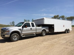Household Hazardous Waste Mobile Trailer